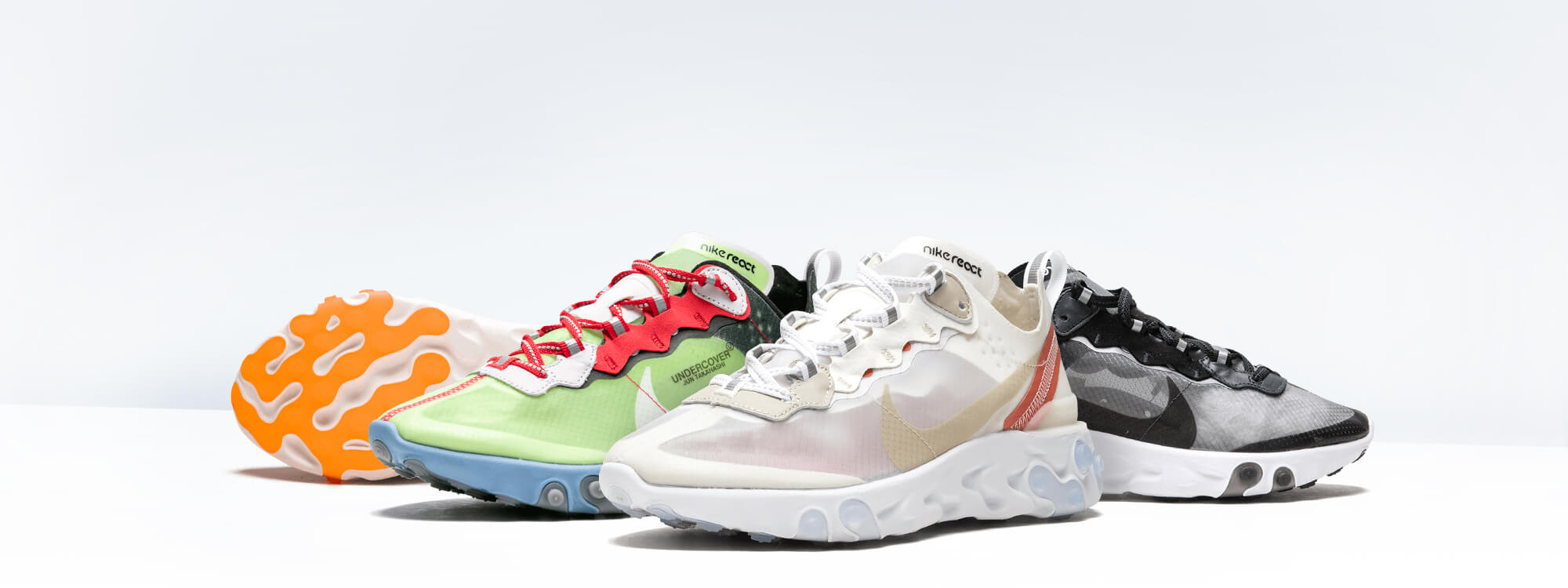 Buy new Nike REACT ELEMENT 87  unauthorized