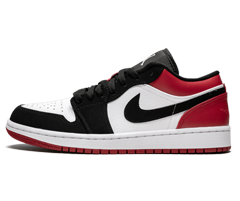 Low Black Toe