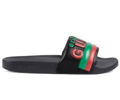 Slide Sandal Black