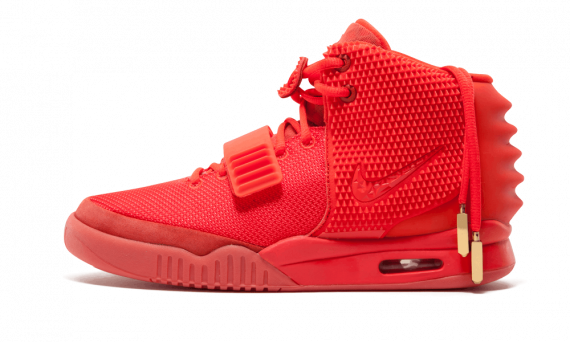 Nike Air Yeezy PS Red October copy shoes