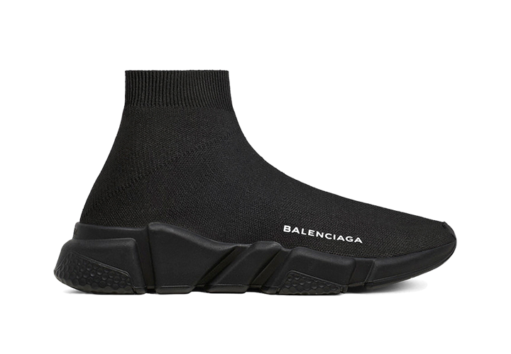 For sale  the perfect  Balenciaga  Speed  Trainers Mid Black UA shoes